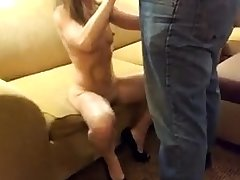 Angry black slut interracial blowjob bukkake facial