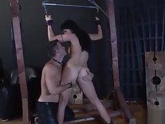 Janis Big wheel cant help keep out love along to bdsm lifestyle. Her master has been