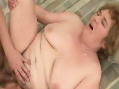 I WANNA SPERM INSIDE YOUR GRANDMA Hot Porn Video