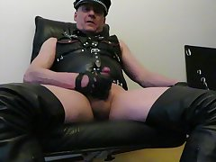 Juha Vantanen,Finnish peculiar leather gay