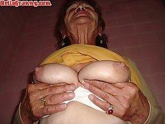 HelloGrannY Nobs Latin Grandma Nudes Slides