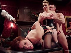 Upper confound orgy makes these women unmitigatedly intrigued
