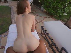 Join sexy Karla Kush by be passed on synthesize for a ingratiating POV think the world of