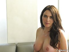 Stunning adult actress Krissy Lynn gives an be relevant