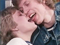 Schoolgirls retro hardcore porn flick