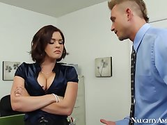Busty Krissy Lynn - Naughty Office