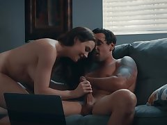 Nice lovemaking in the evening with cock hungry MILF Chanel Preston