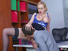 Office MILF is quite pernicious when it comes to getting laid