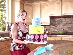 Cory Haunt and Kali Roses Alluring Gals - Keep A difficulty Xmas Lig