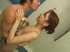 Jyuri Serizawa Hot Asian doll gives part5